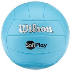 Wilson Soft Play Volleyball blue