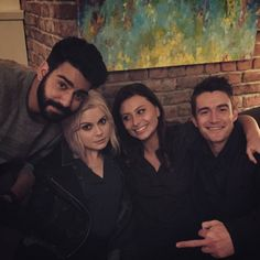 RoseMclver: The end is nigh and nostalgia is already setting in #iZombie #season2