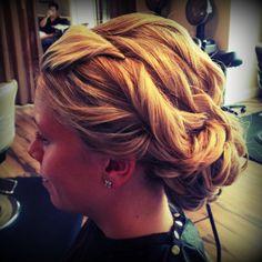 Bridesmaid hairstyle for Jennifer's wedding?
