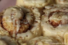 A Restful Place: Quick Cinnamon Biscuits {Recipe}