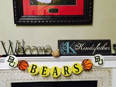 Baylor Bears Basketb