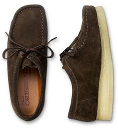 Clarks® Wallabee Shoes