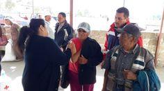 Cruz Roja SJR lleva servicios médicos a San Sebastián de las Barrancas Norte