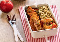 Sem tempo para cozinhar? Esse frango rápido é uma saída simples e saudável