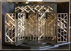 The Laramie Project: - Scenic Design by R. Finkelstein Kind of like my Carrie.