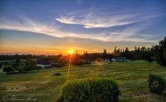 Sunset on June 29th by thomaskong78 via http://ift.tt/2sZXYG3
