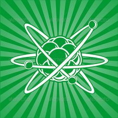 Atom with Nucleus  #GraphicRiver         Detailed illustration of a Atom with Nucleus and Protons and Electrons that Revolves Around This illustration is saved in EPS10 with color space in RGB. Where possible, the objects have been grouped to make it easily editable or hidden. This image has transparent forms under the background     Created: 8June13 GraphicsFilesIncluded: JPGImage #VectorEPS #AIIllustrator Layered: Yes MinimumAdobeCSVersion: CS Tags: atom #chemistry #connection #electron…