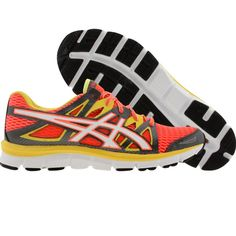 Asics Womens Gel-Blur 33 2.0 (hot coral / white / sulfur yellow) T2H8N-3101 - $99.99