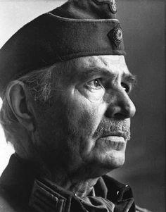 Oberst Brandt Maximilian Schell, Cross Of Iron, Sam Peckinpah, David Warner, War Film, Desert Island, Director, World War Ii, Wwii