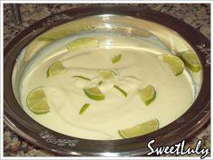 Mousse de limão