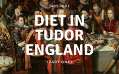 We often like to imagine what it was like to live during this period. This wonderful guest post look goes into Tudor food and their diet.