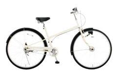 MUJI Bicycle 26型自転車・基本形