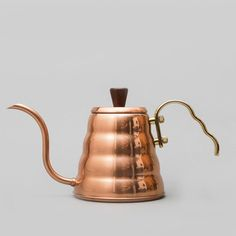 The classic Hario Buono kettle gets a beautiful makeover.