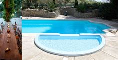 La Maison has a large garden, bar-be-que, heated swimming pools, hot tub, in France, Carcassonne, Languedoc, ping-pong table