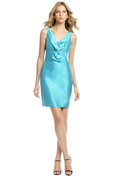 Rent Blue Evie Dress by kate spade new york for $40 only at Rent the Runway.
