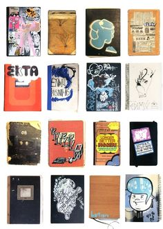 Sketchbook covers