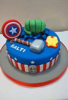 Elegant Picture of Avengers Birthday Cake Ideas . Avengers Birthday Cake Ide… Elegant Picture of Avengers Birthday Cake Ideas . Avengers Birthday Cake Ideas Vengadores Cake Visit To Grab An Amazing Super Hero Shirt Now On - Avengers Birthday Cakes, Superhero Birthday Cake, 5th Birthday, Superhero Party, Super Hero Birthday, Birthday Ideas, Birthday Parties, Batman Party, Pastel Avengers