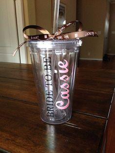 Personalized Acrylic Tumbler -16oz BPA Free on Etsy, $12.00