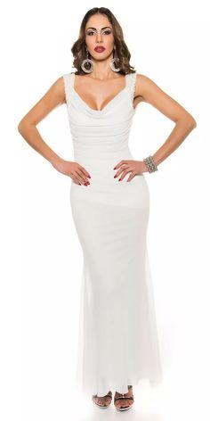 Elegantní plesové šaty Wedding Dresses, Fashion, Bride Dresses, Moda, Bridal Gowns, Alon Livne Wedding Dresses, Fashion Styles, Wedding Gowns, Wedding Dress