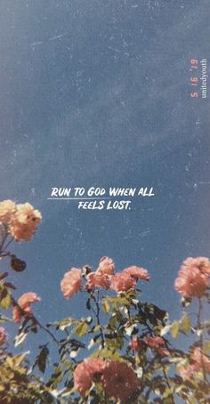 run to God when all feels lost. Faith quotes l Hope quotes l Christian Quotes l Christian Sayings Jesus Wallpaper, Bible Verse Wallpaper Iphone, Prayer Wallpaper, Deep Wallpaper, Wallpaper Backgrounds, Hope Quotes, Faith Quotes, Quotes Quotes, Status Quotes