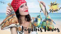 Arrase no verão com os Biquinis da Mar Rio / Luciana Queiróz