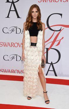 CFDA Awards Red Carpet Dresses 2015   POPSUGAR Fashion