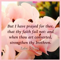 Bible Verses Kjv, Bible Prayers, Favorite Bible Verses, Bible Quotes, Love The Lord, Gods Love, New Testament Books, Faith Is The Substance, King James Bible