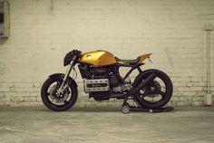 "BMW K100 by Paul ""Hutch"" Hutchison"