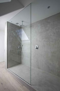 As Tadelakt is water repellent there's absolutely no demand for tiling etc. Tadelakt is incredibly versatile and may be used in a lot of means. Tadelakt not on. Bathroom Toilets, Bathroom Renos, Bathroom Interior, Bathroom Ideas, Bathroom Designs, Bathroom Remodeling, Shower Designs, Bathroom Faucets, Bathroom Furniture