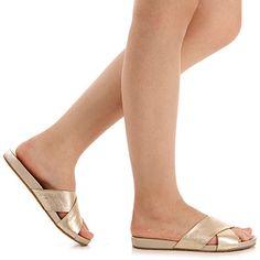 69f4c5e43 59 melhores imagens de sandálias rasteiras em 2017 | Shoes sandals ...