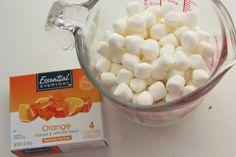 Marshmallow Jello Pinwheels