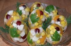 Jellied eggs