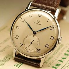 Watches Ideas Gentleman's Miscelanea : Photo Discovred by : Todd Snyder Old Watches, Vintage Watches For Men, Antique Watches, Luxury Watches For Men, Rolex, Junghans, Authentic Watches, Watches Photography, Vintage Omega