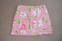 Lilly Pulitzer Mini's Girl's Size 10 Skort-Brand New without Tags #LillyPulitzer