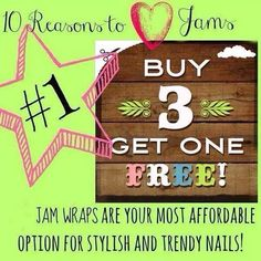 Always buy 3 get 1 free   Michelled.jamberrynails.net