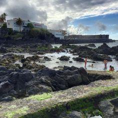 Wo der Eingeborene die Meeresfrüchte klaubt by dj_tanith