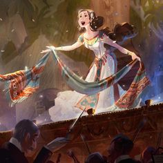 """PHANTOM OF THE OPERA Think of MeWe never said """"our love was evergreen""""Or """"as unchanging as the sea""""But if you can still remember,Stop and think of me Character Inspiration, Character Art, Character Design, Celine Kim, Illustrations, Illustration Art, Theatre Nerds, Theater, Musical Theatre"""