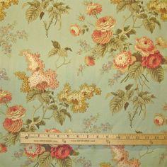 Image detail for -Waverly Emma's Garden - Mist: Sir's Fabrics