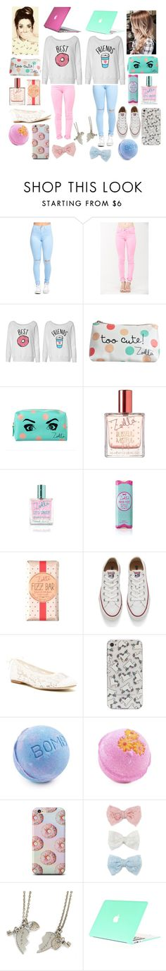 """Best Friends with Zoe"" by youtube-crazy ❤ liked on Polyvore featuring INC International Concepts, Converse, Soludos, Decree, Sweet Romance, Speck, youtube, Zoella, Youtuber and ZoeSugg"