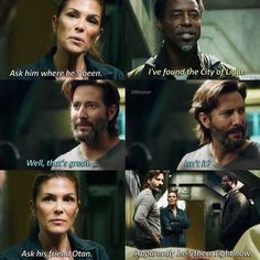 Abby hilarious #the100 #kabby #abbygriffin