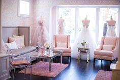 Hyde Park Bridal interiors