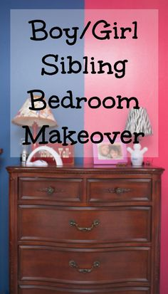 A Shared Bedroom For A Brother And Sister Boy Girl