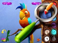 Caixa de ferramentas: 3D Coloring Book for Kid