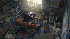 『君の名は。』の世界に散りばめられた、3DCG素材を活かした新たな表現の探求   特集   CGWORLD.jp