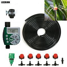 New Ball Valve Irrigation Controller Garden Hose Water Timer With