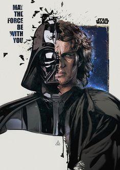 Anakin SkywalkerCreated by Aykut Aydoğdu …