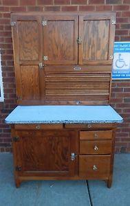 1920 39 s vintage sellers mastercraft oak kitchen cabinet for Kitchen cabinets 999