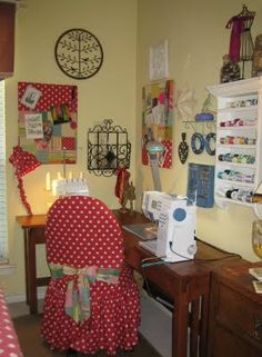 Great ideas for a studio in a small space