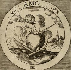 Daniel Cramer. The Rosicrucian Emblems of Daniel Cramer: Love, 1617.
