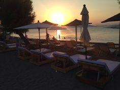 Beach#sunrise#cocktail#music#agistri#